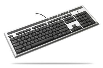 Logitech UltraX Media Keyboard