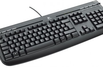 Logitech Black Internet 350