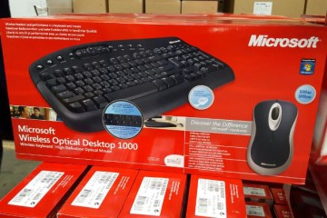 Microsoft Wireless Optical Desktop 1000
