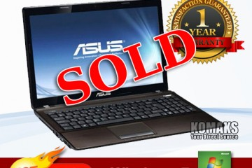 Notebook Asus X53E-SX947VD Intel Core i5-2430M 2.4GHz, 4GB , 500GB