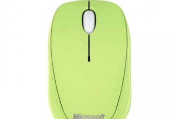 Microsoft Compact Optical Mouse USB English Aloe Green Retail