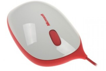 Microsoft Express Mouse USB English White&Red Retail
