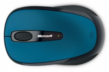 Microsoft Wireless Mobile Mouse 3500 USB ER English Sea B Retail