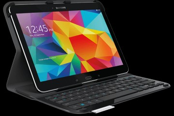 Logitech Ultrathin Keyboard Folio for Samsung Galaxy Tab 4