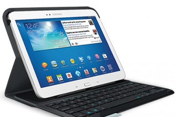 Logitech Keyboard Folio for Galaxy Tab3 10.1